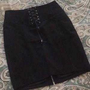 Express corset skirt